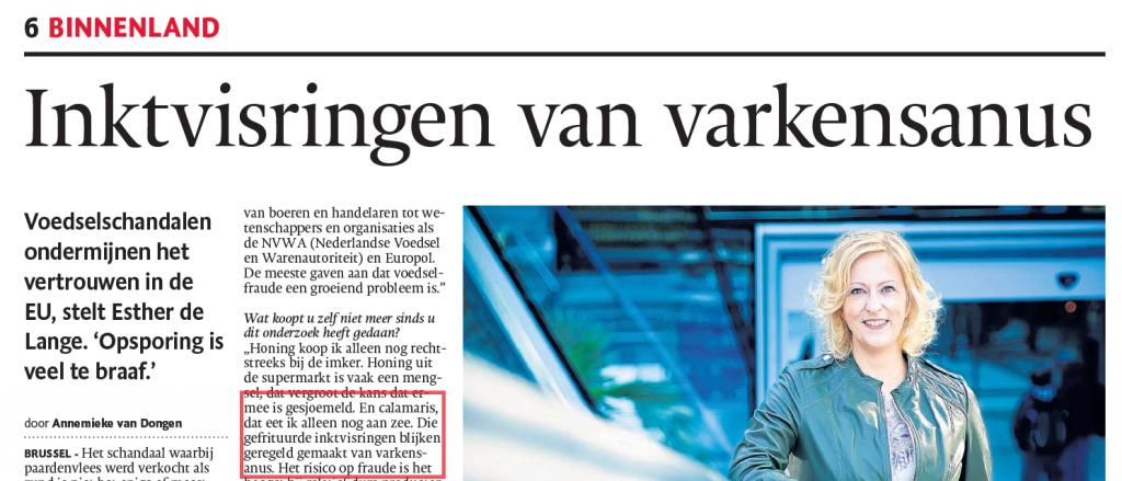 BN/De Stem, 17 oktober 2013
