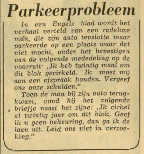 Leeuwarder Courant, 26 aug. 1961