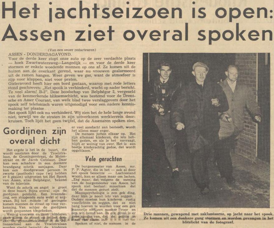Nieuwsblad van het Noorden, 22 oktober 1965