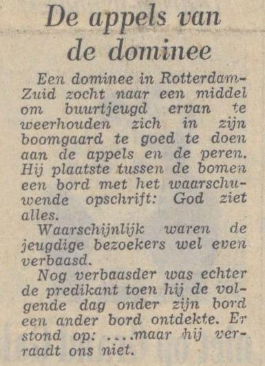 De Waarheid, 30 september 1965
